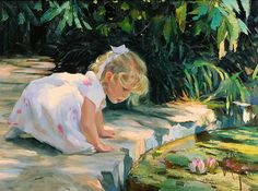 Russian Artist Vladimir Volegov. What Is There?