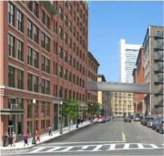 BRA approved a $ 34 million redevelopment project at 49/51/63 Melcher Street in Boston's Innovation District.