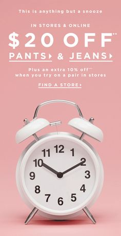 Email Marketing | Sale | Clock | Loft | Gif