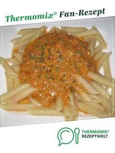 Gemüsekäsesauce von kruemelmonster. Ein Thermomix ® Rezept aus der Kategorie Saucen/Dips/Brotaufstriche auf www.rezeptwelt.de, der Thermomix ® Community.