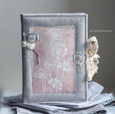 Handmade by Dmitrishina: блокноты / notepads