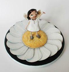 """""""Fée Blanche"""" - Photo de SCULPTURES DISPONIBLES * Available sculptures - Tibout de blog"""