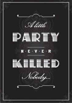 Invitation for great Gatsby party! Having a Great Gatsby movie night tonight with take out could be fun! Great Gatsby Party, The Great Gatsby, 1920 Theme Party, 1920s Theme, 1920s Party, Party Themes, Party Ideas, Prohibition Party, Speakeasy Party