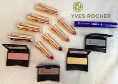 Create your fall makeup look with Yves Rocher Makeup!