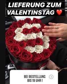 """Amour Des Roses® Rosenbox auf Instagram: """"🔥JETZT NOCH SCHNELL BESTELLEN🔥#amourdesroses #flowerbox #rosebox #rosenbox #blumenbox #blumen #rose #valentinstag #valentinesdaygift…"""" Infinity, Raspberry, Fruit, Natural, Instagram, Food, Valentines Day, Flowers, Infinite"""