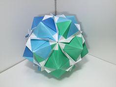 【Modular Origami】さんだすけE30枚組【ユニット折り紙】14