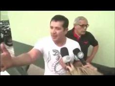 Beto Barbosa preso!! 🔴COMPLETO🔴Cantor de lambada é PRESO por desacato a PM em Fortaleza 27.01.17