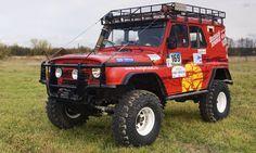 Тюнинг УАЗ-31519