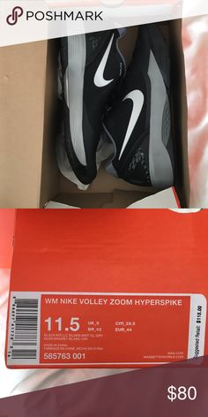 Nike – Volley Zoom Hyperspike Women's Volleyball Shoes | zgeat.com |  Pinterest | Volleyball shoes, Volleyball and Nike free