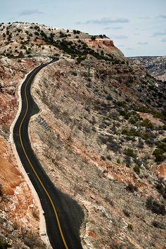 Canyon Road, Texas