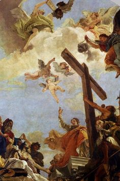 Feast of the Exaltation of the Holy Cross Expressed in Art | joy of nine9