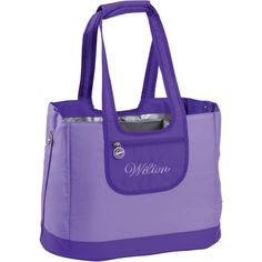 Designed for the decorator on-the-go, this stylish, oversized durable canvas bag carries practically anything you may need for Wilton Method of Cake Decorating Course or cake setups. Plus, cleanup is a breeze! The grease-resistant lining zips open easily and wipes clean with a damp cloth.