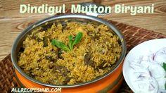 Dindigul Thalapakatti Mutton Biryani