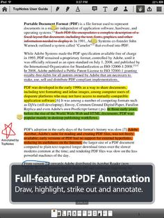 TopNotes Pro - Take Notes, Annotate PDF & Sync Notebook with Dropbox