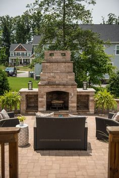 759 Best Outdoor Fireplace Pictures Images In 2019 Outdoor