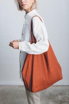 Fox Bag, Diy Tote Bag, Carry All Bag, Linen Bag, Fabric Bags, Market Bag, Cloth Bags, Large Bags, Daily Fashion