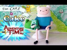 HowToCookThat : Cakes, Dessert & Chocolate | Adventure Time Cake Finn the Human - HowToCookThat : Cakes, Dessert & Chocolate