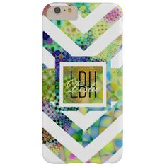 Design by Leslie Harlow. Customize with your initials and Name.
