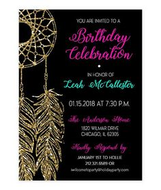 Grab an editable pdf invite from Odd Lot Paperie today and make your next party a hit! Birthday Party Invitations, Birthday Parties, You Are Invited, Cool Fonts, Printable Invitations, Gold Glitter, Pdf, Sweet 16, Logos