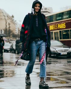 A Look Back at the Best Streetsnaps from 2017 Paris Fashion Week