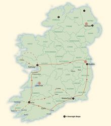 7 night best of Ireland self driving tour. I actually had a guided tour, it was fantastic!!