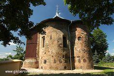 St Boris and Gleb's (Borissoglebskaya or Kolozhskaya) Orthodox Church, Grodno, BELARUS