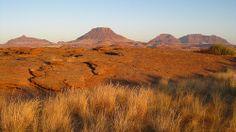 Damaraland, Namibia - beautiful evening light