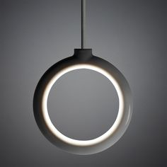Like a halo hat rack    Type: Indoor pendant light fixture  Material: Glazed ceramic  Colors: 7 options (Add to Cartto select)  Includes: Cord, Canopy,Driver  Light Temp: 2700K - 4000K  CRI: 90  Brightness: 450 lumens / ~40W equiv  Dimming: Standard (Phase), 0-10V, DALI  Certification: ETL Listed US/Canada  Warranty: 5 years  Download: Specs/Install3D Model  Availability: Ships in 6-8 weeks    Price: $499  Volume Discount