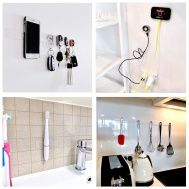 KOŠÍK | xdomacnost.sk Bathroom Hooks, Bathroom Lighting, Deodorant, Mirror, Furniture, Home Decor, Bathroom Light Fittings, Bathroom Vanity Lighting, Decoration Home