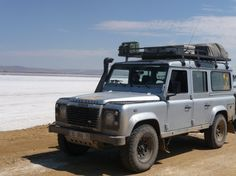 Land Rover Defender 110 Td5 Sw Se County Camper Adventure. Turkey.