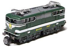 Bトレ SNCF(フランス国有鉄道)BB22200 'Mistral'