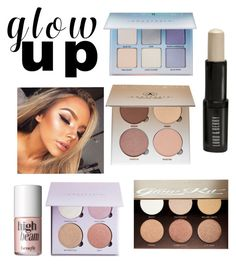 """""""Beauty Trend: Highlighter"""" by laughlikecrazy ❤ liked on Polyvore featuring beauty, Anastasia Beverly Hills, Benefit and Lord & Berry"""