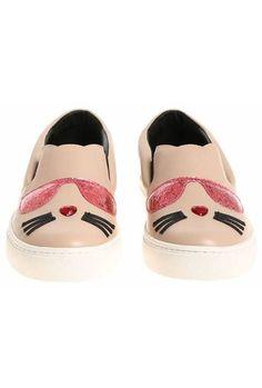 Karl Lagerfeld Slip On Choupette Toe Pink % Extra reduceri ✅ Vezi ofertele Pink Fashion, Karl Lagerfeld, Reebok, Mall, Baby Shoes, Slip On, Toe, Adidas, Sneakers