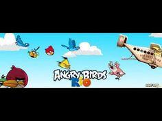Angry Birds Rio level 16 in Smugglers Den Walkthrough