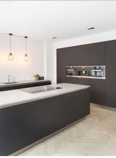 Visgraat PVC ook mogelijk in de keuken.