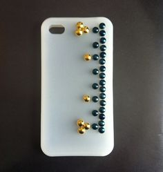 Unique Studded iPhone 4 Case by RePhlexxDesigns on Etsy, £5.69