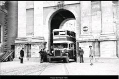 ROMA Sparita PIAZZA DEL POPOLO 1931