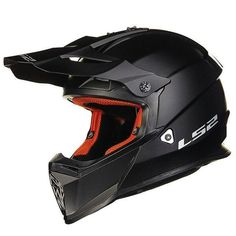 LS2 FAST MX437 FULL FACE MX OFF ROAD MOTORCYCLE HELMETS – HelmZone.com