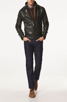 Leather jackets - MEN - Portugal