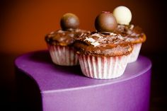 The Ultimate Truffle Cupcake (from Cupcake Project - cupcakeproject.com)
