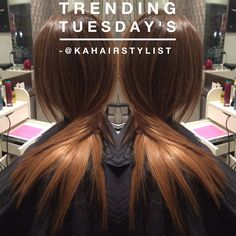 It's Trending Tuesday's!! This fabulous guest has extensions! Can you tell where they start and stop?!  Hot fusion extensions take about 5 hours of work, but they last from 4-6 months! MSG me for more details! #hair #hairextensions #hairextensionspecialist #torontohair #torontolife #torontostylist #torontohairstylist #torontohairextensionspecialist #kahair #kahairstylist #qisalon #greathair #longhair #canadianhairstylist #ontariohair #thekingedwardhotel #bestjobintheworld #ilovewhatido…
