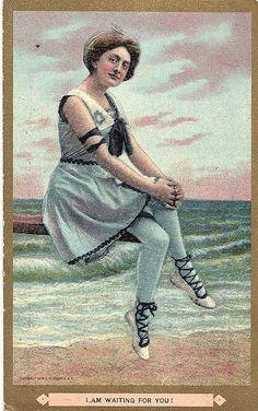 1909 Bathing Beauty