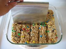 Kids Chewy granola bars