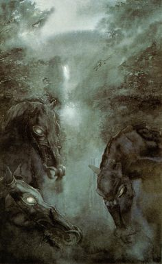 The Lord Of The Rings Tolkien S Equestrian Epic