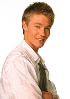 Chad Michael Murray as Lucas Scott from One Tree Hill.