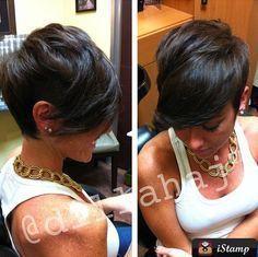 bob haircuts for black women back view - Google Search