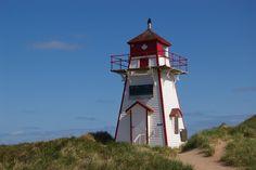 North Rustico Lighthouse Prince Edward Island - Google Search