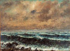 Autumn Sea (1867)