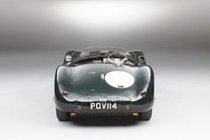 Is this the most original Jaguar C-type in existence? | Classic & Sports Car