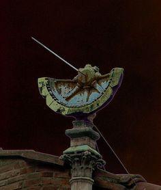 sundial Firenze Ponte Vecchio  #TuscanyAgriturismoGiratola